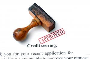 Credit scoring in Greenville South Carolina